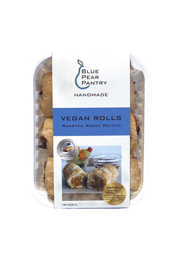 Blue Pear Pantry Vegan Rolls Triple Pack