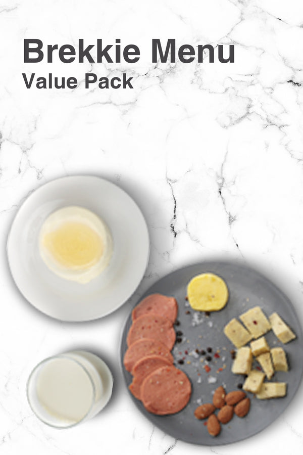 Brekkie Menu Value Pack