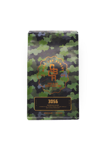 3056 Espresso Blend-Whole Beans 250g