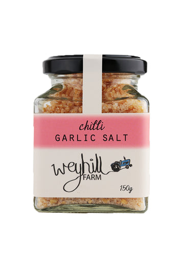 Weyhill Farm Chilli Garlic Salt 120 G
