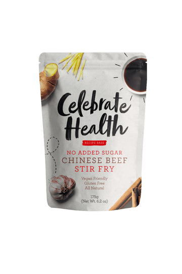Celebrate Health No Added Sugar Chinese Stir Fry 175g