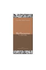 Melbourne Cocoa Chocolate Salted Caramel Bar 100 G