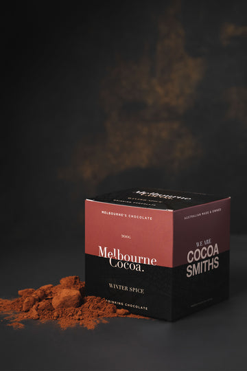 Melbourne Cocoa Chocolate Winter Spice Powder 200 G