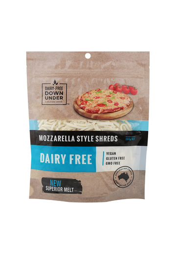 Dairy-Free Down Under Mozzarella Style Shreds 200 G
