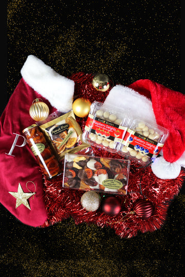 Dried Fruit Gourmet Christmas Hamper