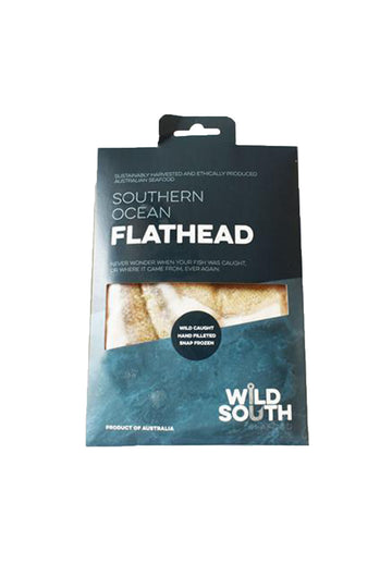 Wild South Deep Sea Flathead 280 G