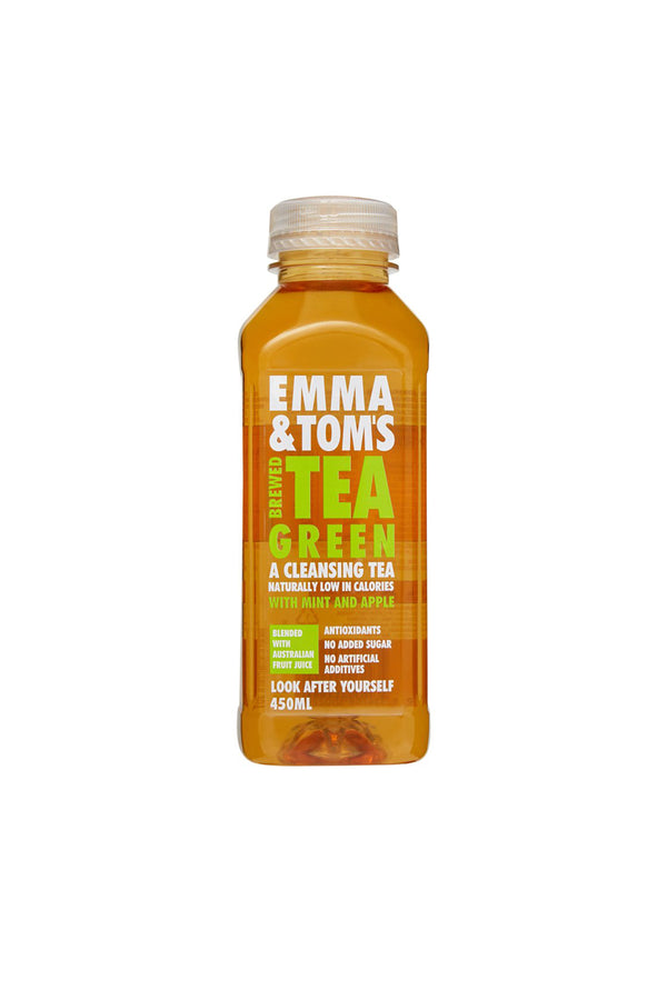Emma And Tom's  Green Tea Quencher 450 ML