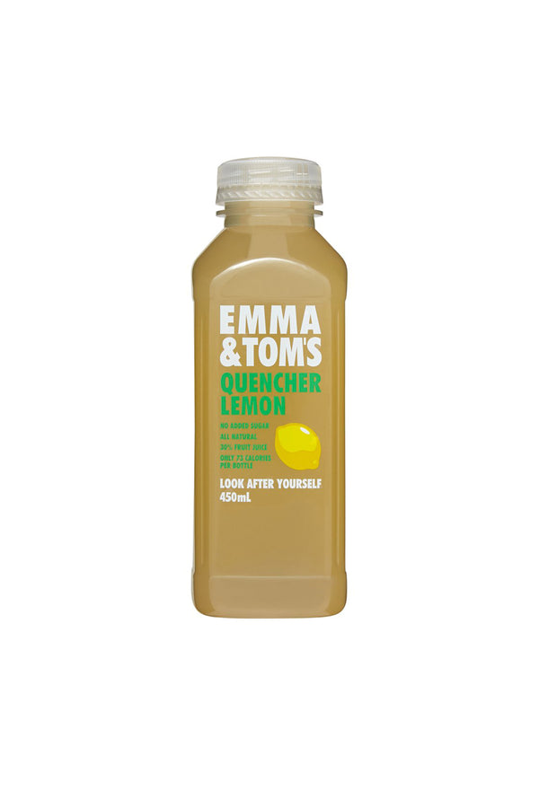 Emma And Tom's Lemon Quencher 450 ML