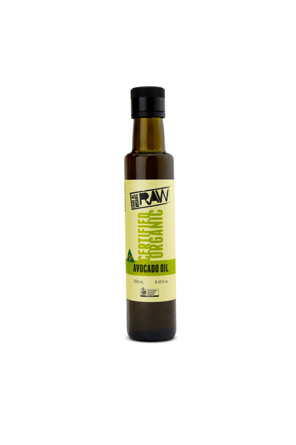 Every Bit Organic Raw Certified Organic Avocado Oil 250 ML