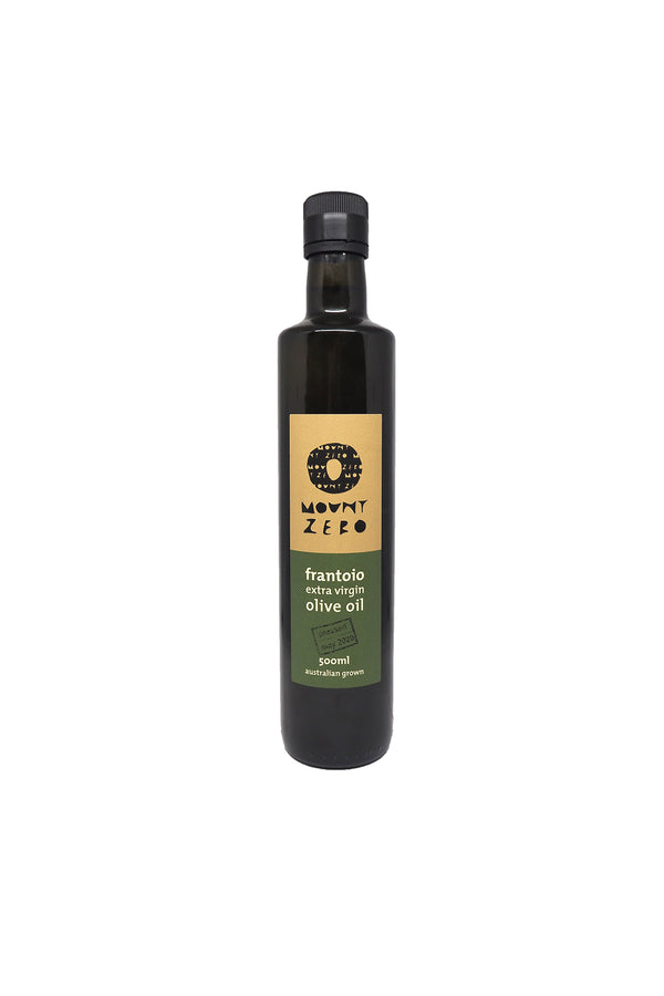 Mount Zero Olives Frantoio Extra Virgin Olive Oil 500 ML