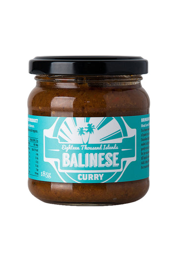 Eighteen Thousand Islands Balinese Curry 185 G