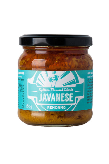 Eighteen Thousand Islands Javanese Rendang 180 G