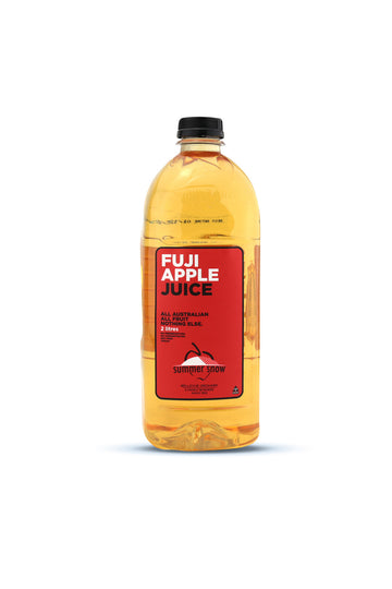 Summer Snow Fuji Apple Juice 2 L