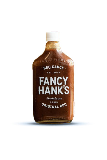 Fancy Hanks Original Barbecue Sauce 375 ML