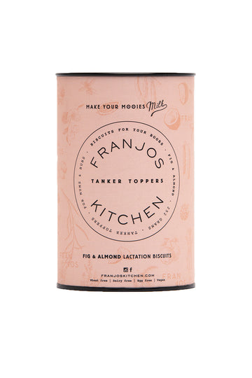 Franjos Kitchen Fig & Almond Lactation Biscuits  252 G