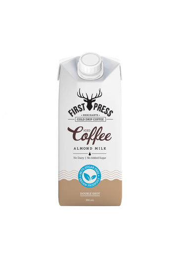 First Press Iced Coffee Almond Milk 350 ML