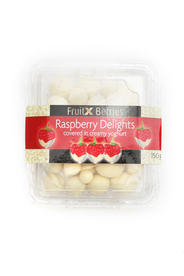 Fruit x Berries Blueberry Delights Covered in Creamy Yoghurt 150 G