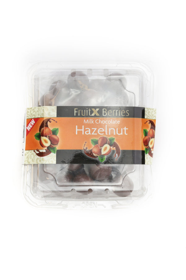 Fruit x Berries Milk Chocolate Hazelnuts 150 G