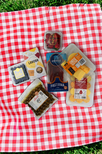 Picnic St. Hampers Kings Domain Cheese Platter