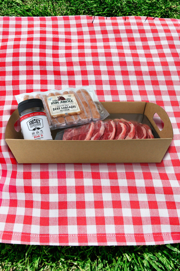 Picnic St. Hampers Xmas Flagstaff BBQ Pack