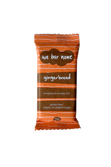 We Bar None Gingerbread 55 G