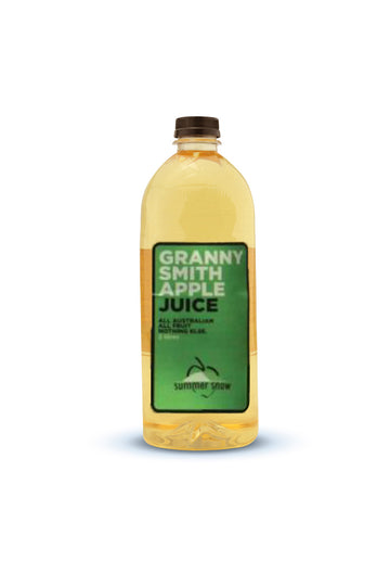 Summer Snow Granny Smith Apple Juice 2 L