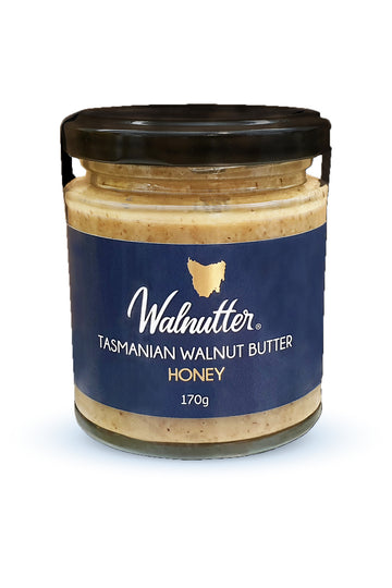 Walnutter Tasmanian Walnut Butter Honey 170  G