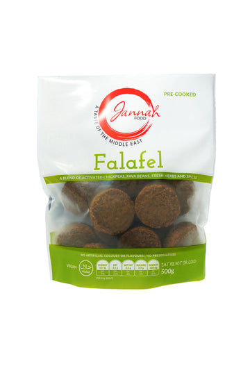 Jannah Food Cooked Falafel 500 G
