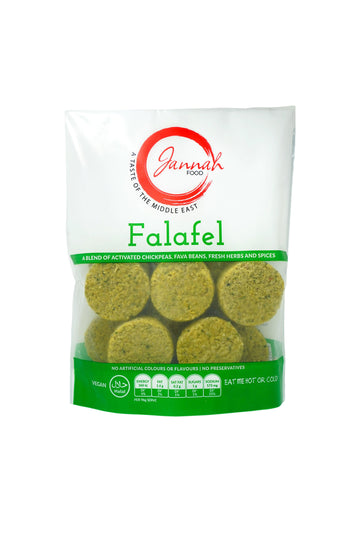 Jannah Food Raw Falafel 1 KG