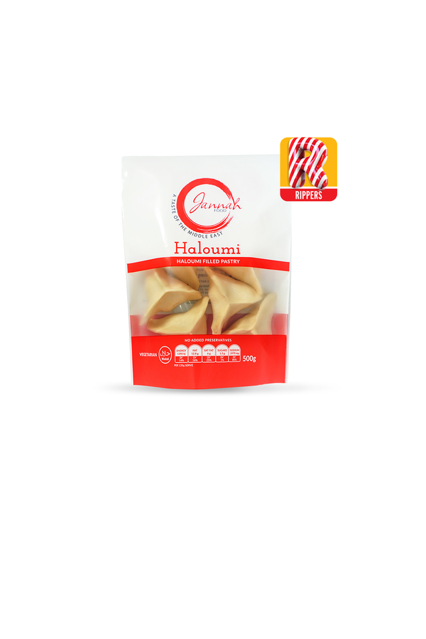 Jannah Food Haloumi Filled Pastry 500 G