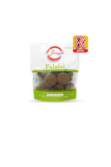 Jannah Food Raw Falafel 500 G
