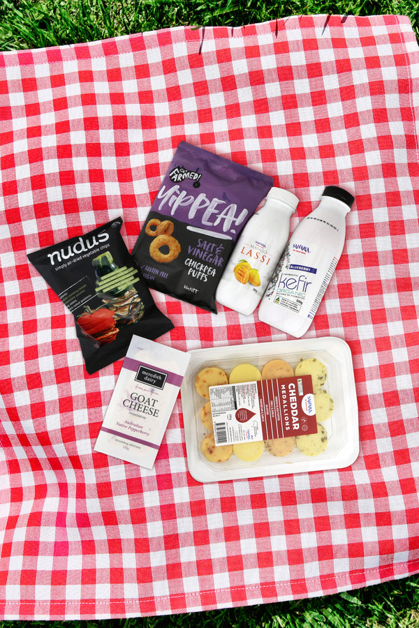 Picnic St. Hampers Fitzroy Gardens Health Snack Pack
