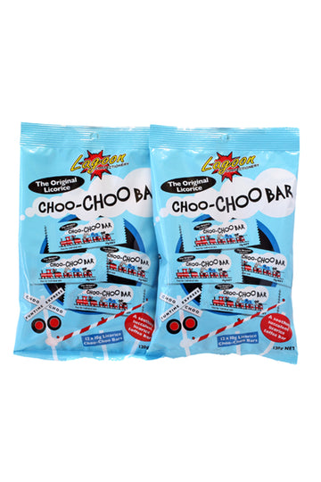 Lagoon Confectionary Choo Choo Bar 120 G
