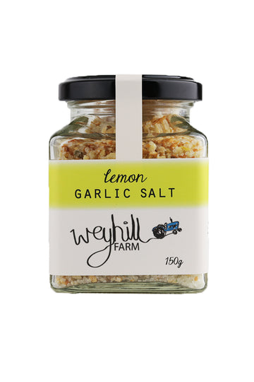 Weyhill Farm Lemon Garlic Salt 120 G