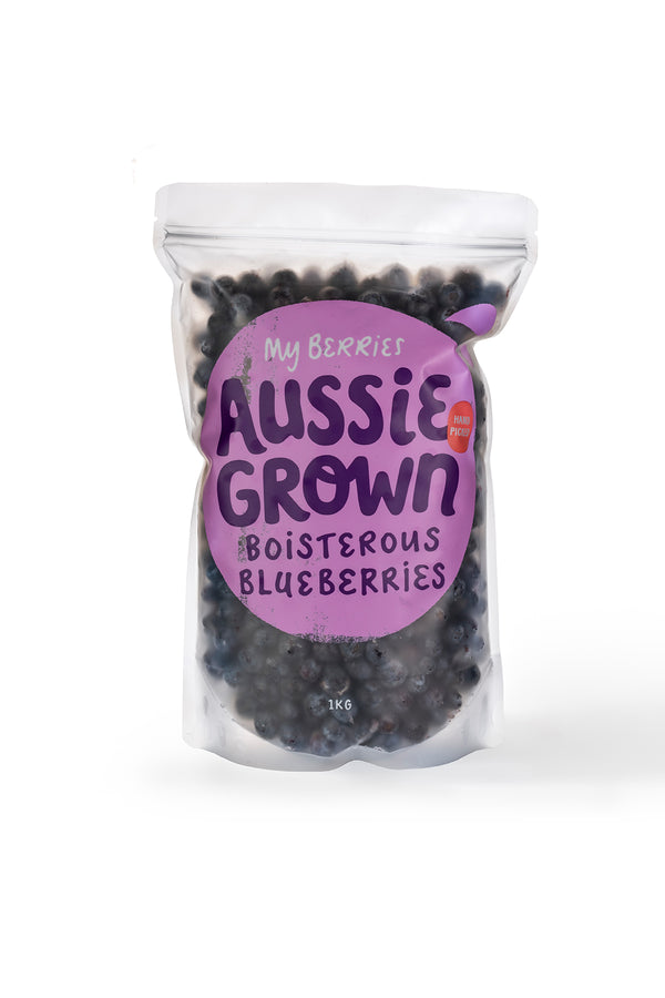 My Berries Frozen Blueberries 1 KG
