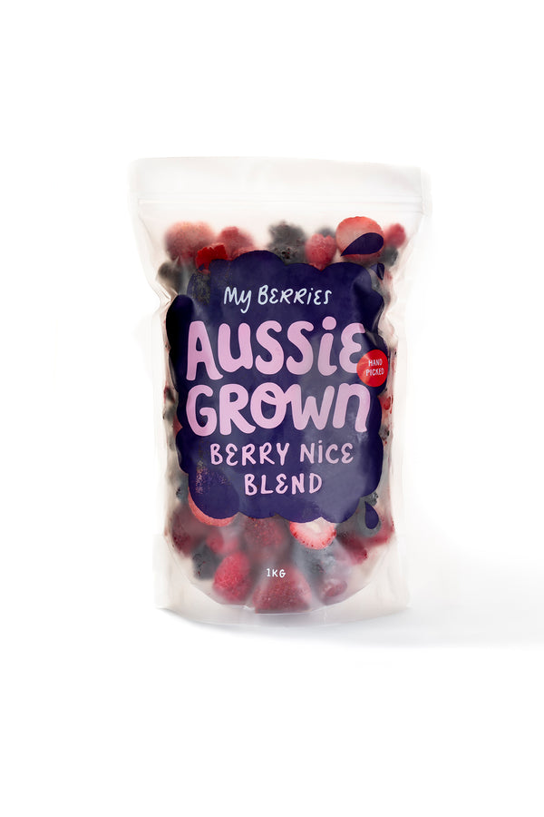 My Berries  Frozen Berry Nice Blend 1 KG