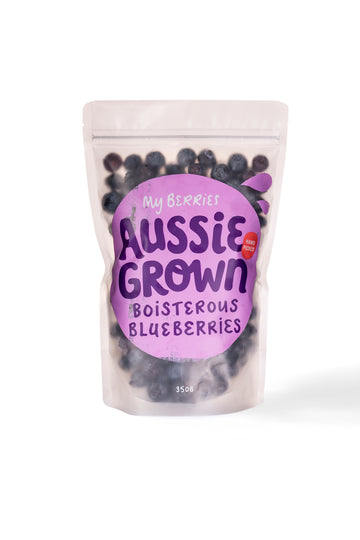 My Berries  Frozen Blueberries 350 G