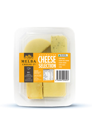 Melba Cheese Australian Selection 275 G
