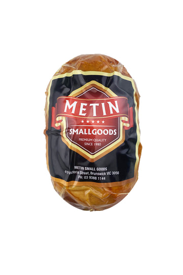 Metin Smallgoods Smoked Chicken Double Breast