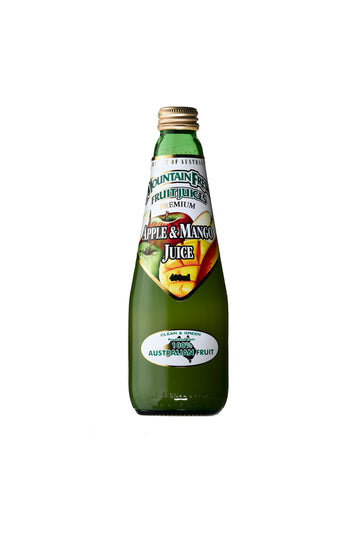 Mountain Fresh Apple & Mango Juice 12 x 400 ML Pack