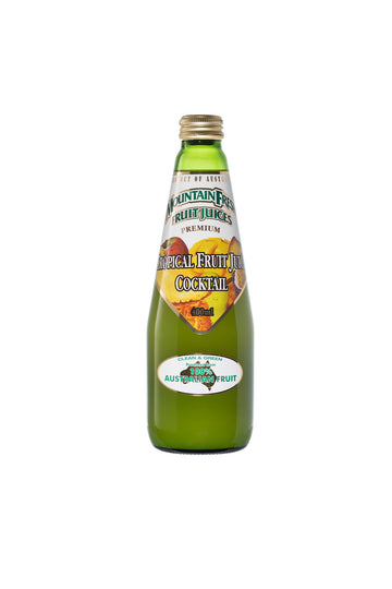 Mountain Fresh Tropical Juice 12 x 400 ML Pack