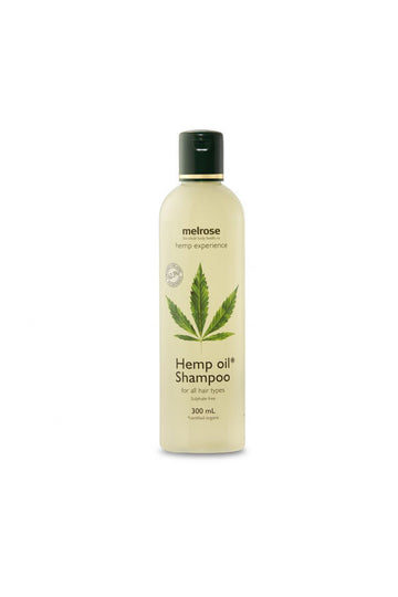 Melrose Hemp Seed Oil Shampoo 300ml