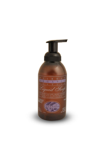 Melrose Organic Castile Liquid Soap Lavender 500ml