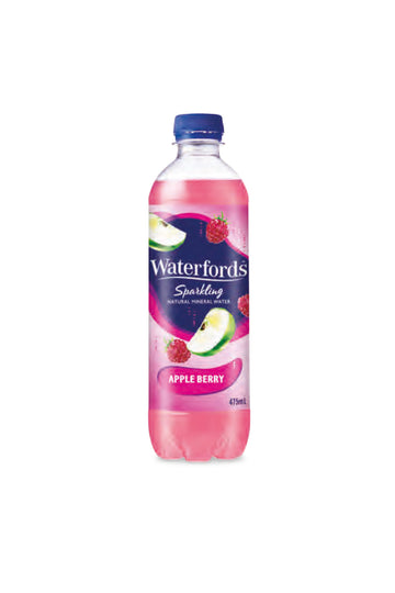 Waterfords Mineral Water Apple Berry 475 ML