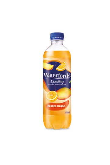 Waterfords Mineral Water Orange Mango 475 ML