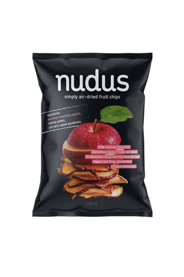Nudus Apple Chips 20 G