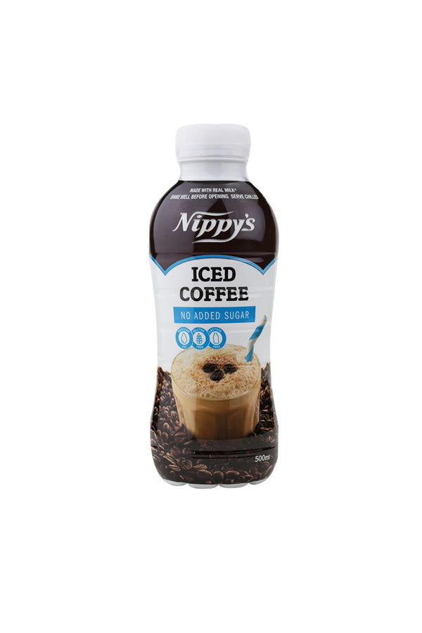 Nippy's Iced Coffee No Added Sugar Flavoured Milk 500 ML
