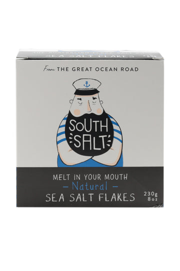 South Salt Natural Sea Salt Flakes 230 G