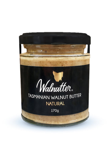 Walnutter Tasmanian Walnut Butter Natural 170 G