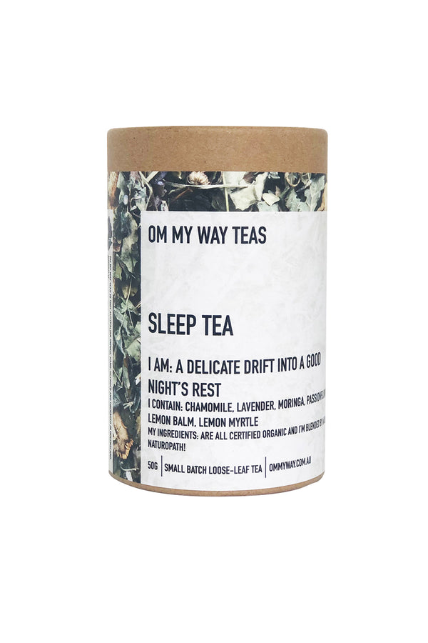 Om My Way Teas Sleep Tea 50 G